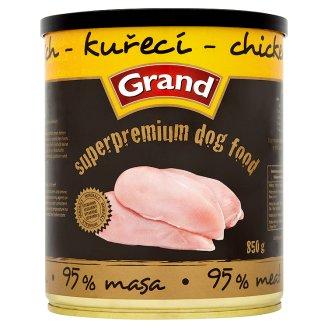 Grand Kuřecí krmivo pro psy 850g