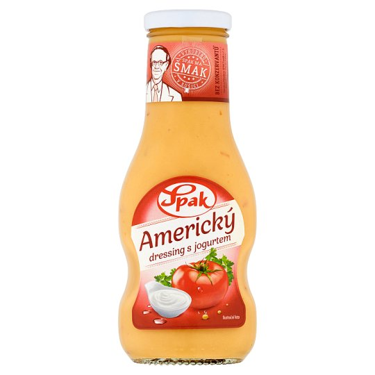 Spak American Dressing with Yoghurt 250ml