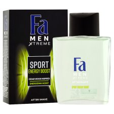 image 2 of Fa Men Xtreme After Shave Sport Energy Boost 100ml