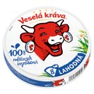 Veselá Kráva Delicious Melted Cheese 8 pcs 120g