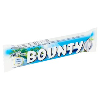 Bounty Milk Chocolate Filled with Coconut 2 x 28.5g