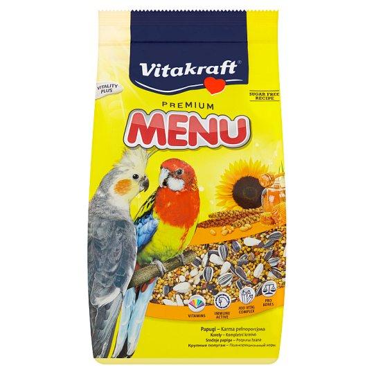 Vitakraft Premium Menu Korely kompletní krmivo 1kg