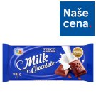 Tesco Milk Chocolate 100g