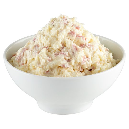Festive Garlic Spread with Ham