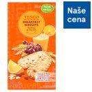 Tesco Cereální sušenky s müsli a ovocnými kostkami 6 x 50g