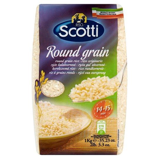 Riso Scotti Round Grain Rice 1kg