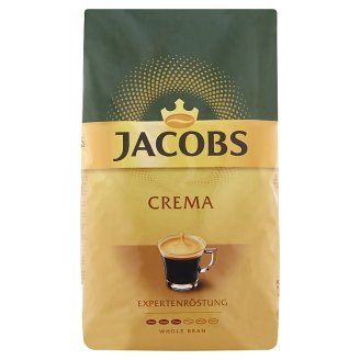 Jacobs Crema Pražená zrnková káva 1kg