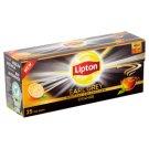 Lipton Black Flavoured Tea Earl Grey Orange 25 Tea Bags