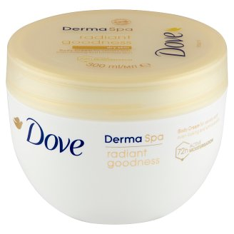 Dove Derma Spa Goodness³ Rich Body Cream 300ml