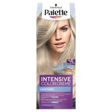 image 1 of Schwarzkopf Palette Intensive Color Creme Hair Colorant Frosty Silver Blond C10
