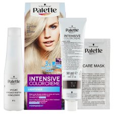 image 2 of Schwarzkopf Palette Intensive Color Creme Hair Colorant Frosty Silver Blond C10