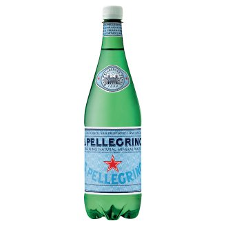 S.Pellegrino Natural Mineral Sparkling Water 1L