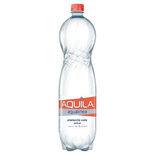 Aquila Aqualinea Pramenitá voda perlivá 1,5l