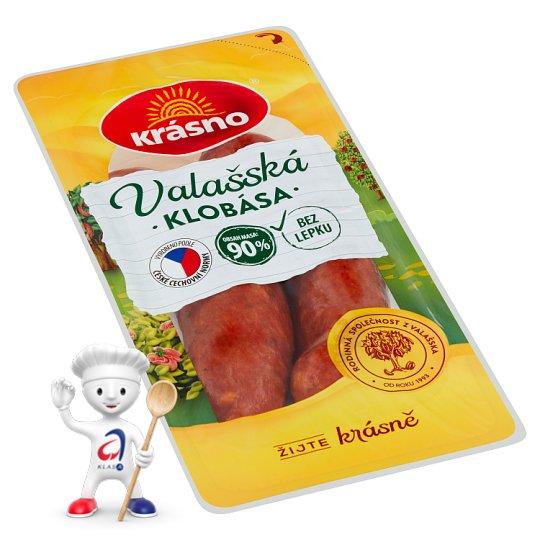 Krásno Wallachian Sausage 200g