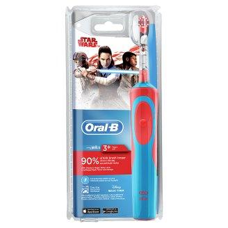 Oral-B Kids Elektrický Zubní Kartáček SPostavičkami Star Wars