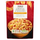 Tesco Chicken & Sweetcorn Flavoured Rice 250g