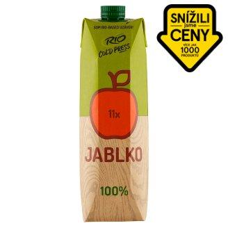 RIO FRESH 100% šťáva chlazená jablečná 1l