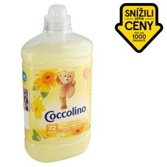 Coccolino Happy Yellow aviváž 72 dávek 1,8l