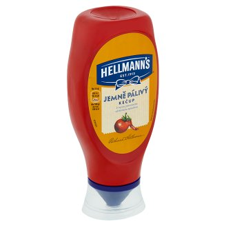 Hellmann's Ketchup Gently Burning 450g