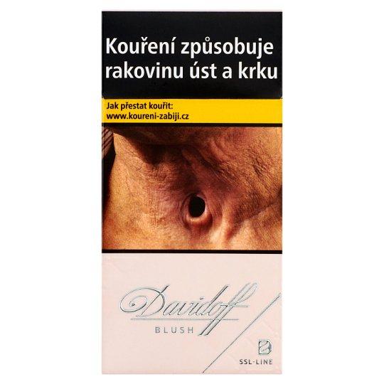 Davidoff Blush SSL-Line cigarety s filtrem 20 ks