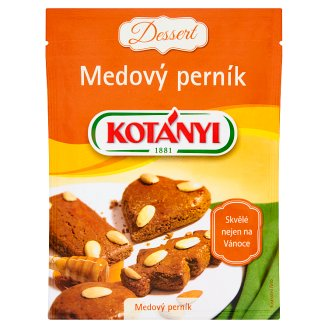 Kotanyi Dessert Honey Gingerbread 27g