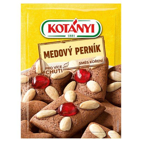 Kotanyi Dessert Medový perník 27g