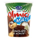Olma Olmíci Maty Cream Snack with Chocolate and Coconut 110g
