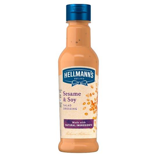 Hellmann's Dressing Sesame & Soya 210ml