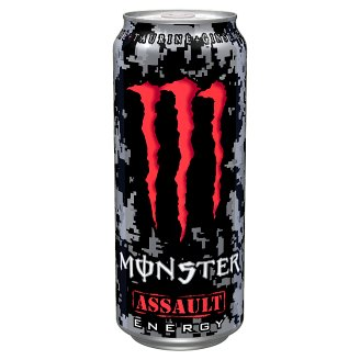 Monster Energy Assault Drink 500ml