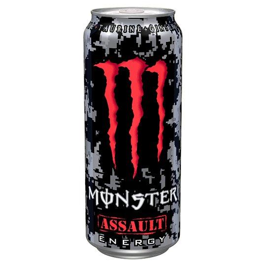 Monster Energy Assault Drink 500ml