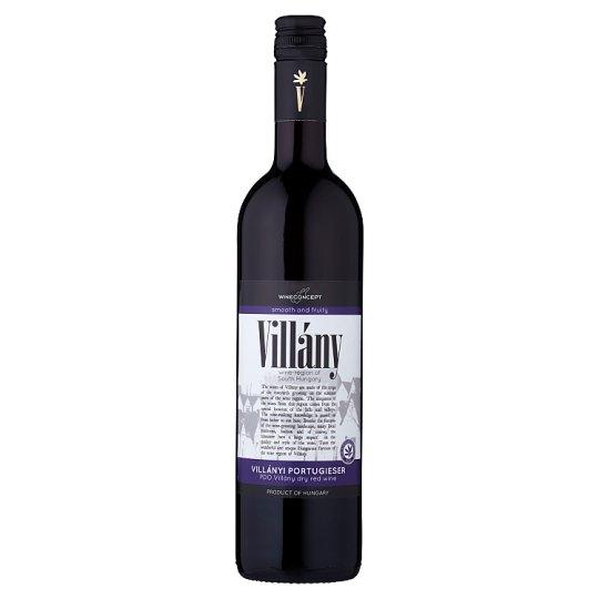Villányi Portugieser víno 0,75l