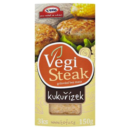 Veto Vegi Steak Kukuřízek 150g