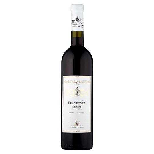 Château Valtice Frankovka Quality Wine 0.75L