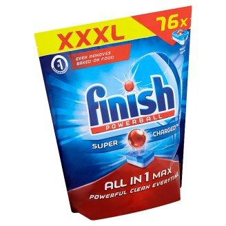 Finish Powerball All in 1 Max tablety do myčky 76 ks 1238,8g