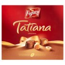 Figaro Tatiana Candies Milk Chocolate with Hazelnut Filling 194g