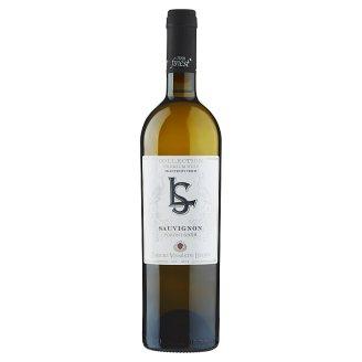 Tesco Finest Sauvignon pozdní sběr suché bílé víno 0,75l