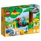 LEGO DUPLO Jurassic World Dinosauří zoo 10879