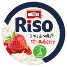 Müller Riso Milk Rice Strawberry 200g