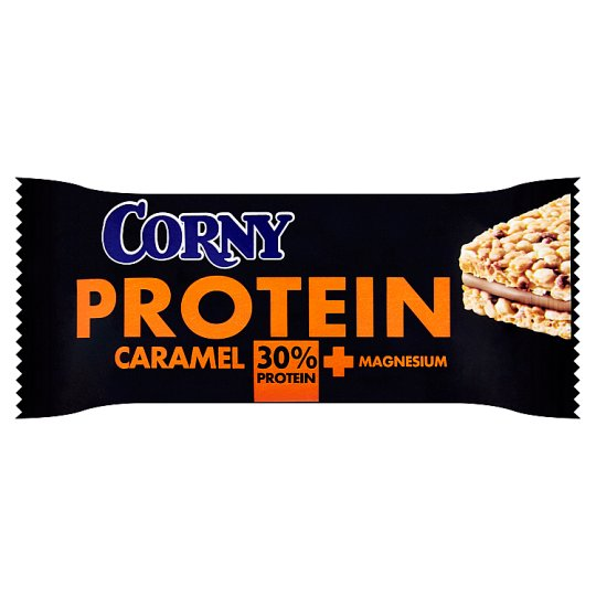Corny Protein Cereal Protein Bar with Caramel Filling 35g