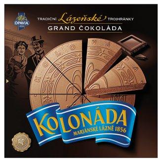Opavia Kolonáda Tradiční lázeňské trojhránky s čokoládovou náplní 200g