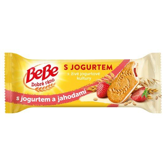 Opavia BeBe Dobré ráno s jogurtem a lesním ovocem 50,6g