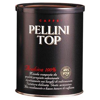Pellini Top Mletá káva pražená 100 % arabica 250g