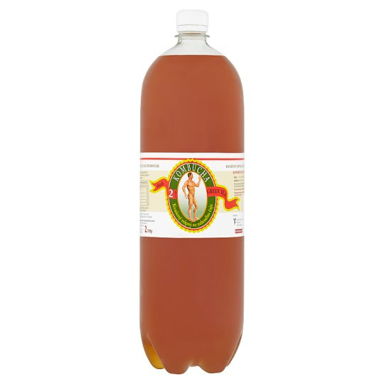 Kombucha Fermented Drink of Green Tea 2L