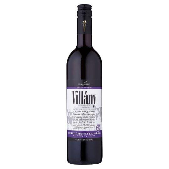 Wine Concept Villány Villányi Cabernet Sauvignon Red Wine 0.75L