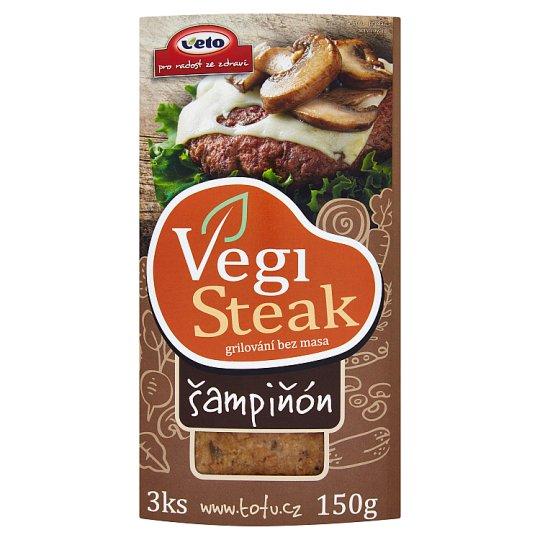 Veto Vegi Steak šampiňón 150g