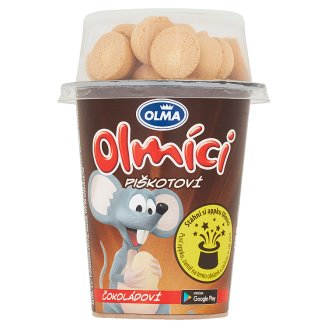 Olma Olmíci Yogurt with Chocolate Biscuits 113g