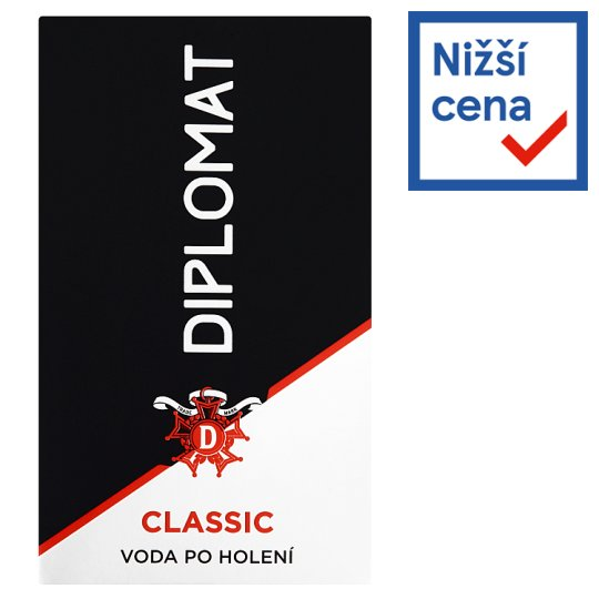 Diplomat Classic After Shave 100ml