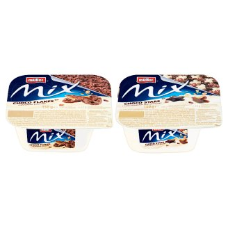 Müller Mix Choco Yoghurt with Various Flavors 150g