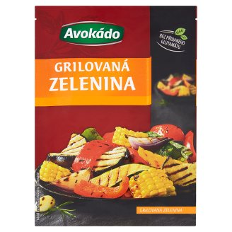 Avokádo Grilled Vegetables 30g