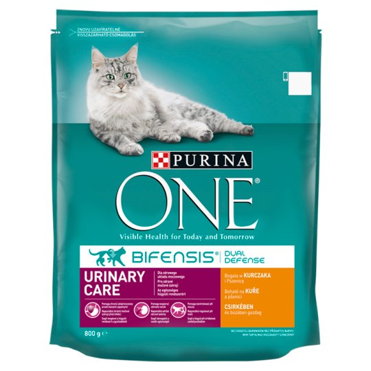 Purina ONE Urinary Care Rich in Chicken and Wheat 800g